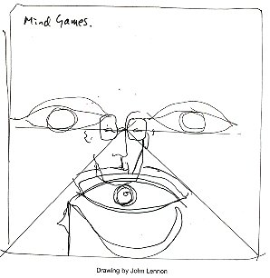 Mind Games - Front cover