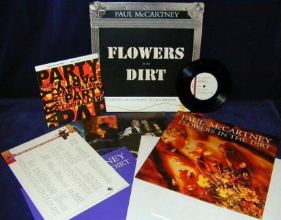 Flowers In The Dirt World Tour Pack - Vinyl Pack