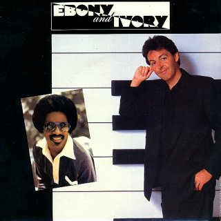 Ebony And Ivory - Front Cover